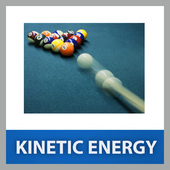 kinetic energy climate systems